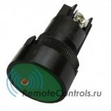 Кнопка зеленая SB7-K06