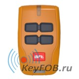 Брелок BFT MITTO B RCB 04 R1 orange
