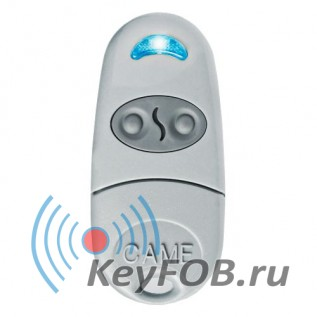 Пульт ДУ CAME, брелок TOP-432NA