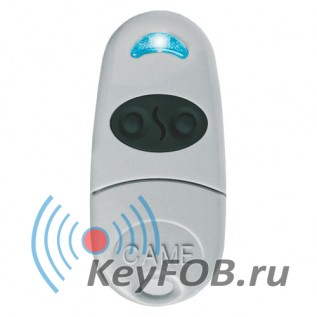 Пульт ДУ CAME, брелок TOP-862NA