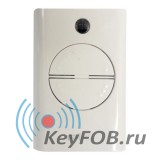 Брелок FAAC XT4 433 RC White