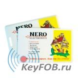 Электронная пластиковая карточка NERO ЭПК