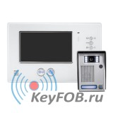 Видеодомофон Somfy V200 white