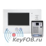 Видеодомофон Somfy V200 white
