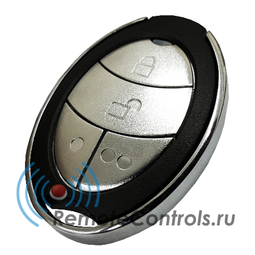 Охранная GSM система, пульт ДУ для управления системой