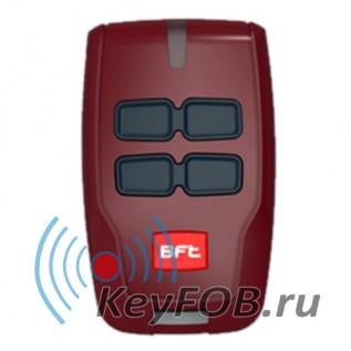 Пульт ДУ BFT MITTO B RCB 04 R1 red