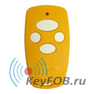 Пульт ДУ Doorhan Transmitter 4 yellow