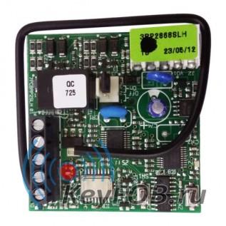 Встраиваемый двухканальный радиоприемник FAAC RP2 868 SLH