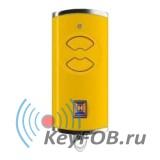 Брелок Hormann HSE 2 BS Yellow