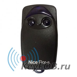 Пульт ДУ NICE, брелок FLO2R-S