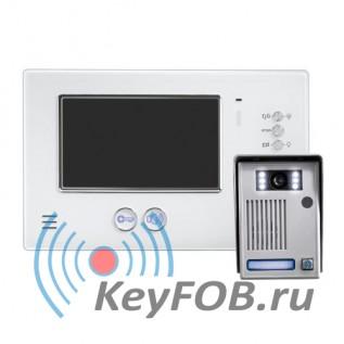 Видеодомофон Somfy V200 белый монитор