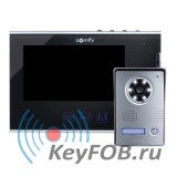Видеодомофон Somfy V400 black